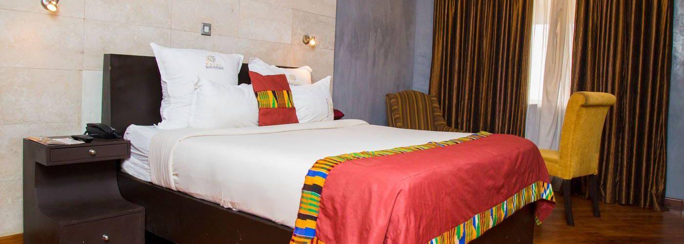 Hotel Bon Voyage Deluxe Rooms